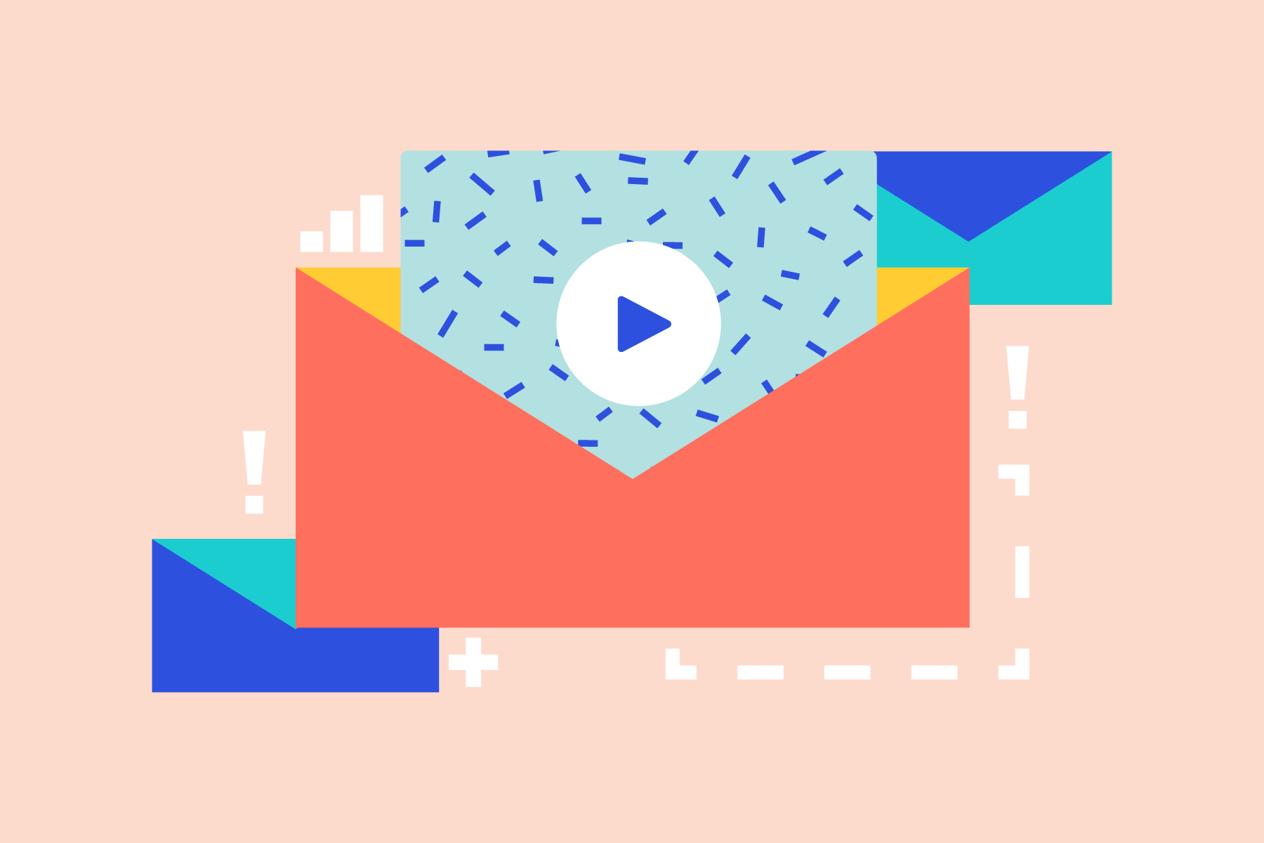 Email marketing with video