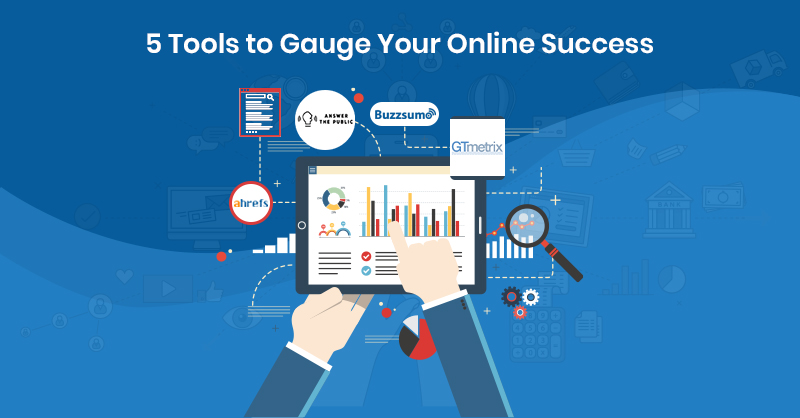 Tools to measure your online success