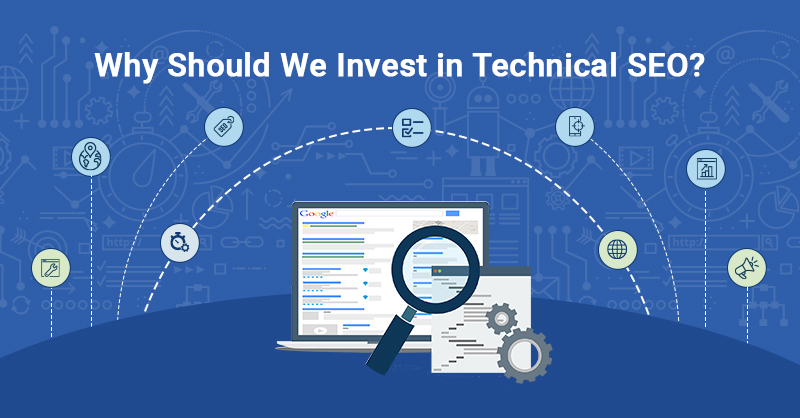 benefits of technical SEO