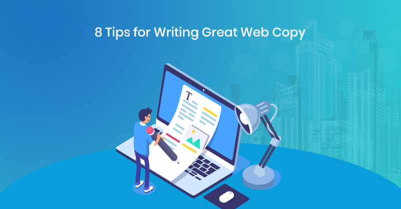 Tips for writing website content