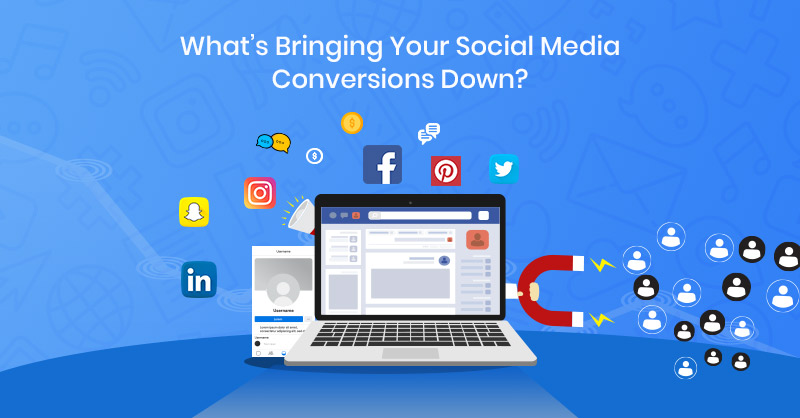 Social media conversion optimization