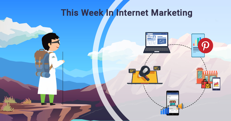 Internet marketing news and updates