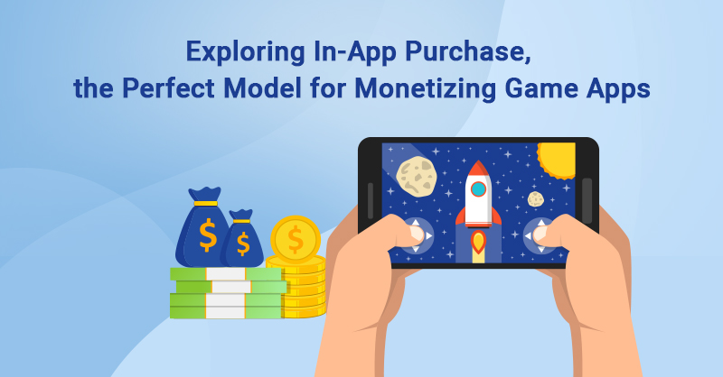 Exploring in-app purchase