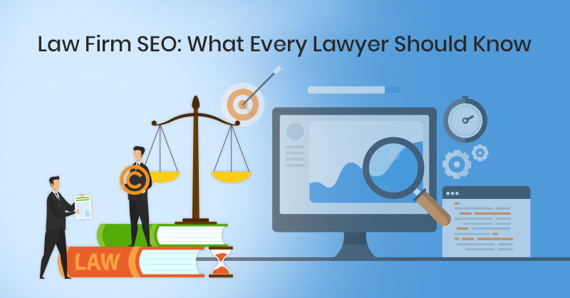 Law firm SEO