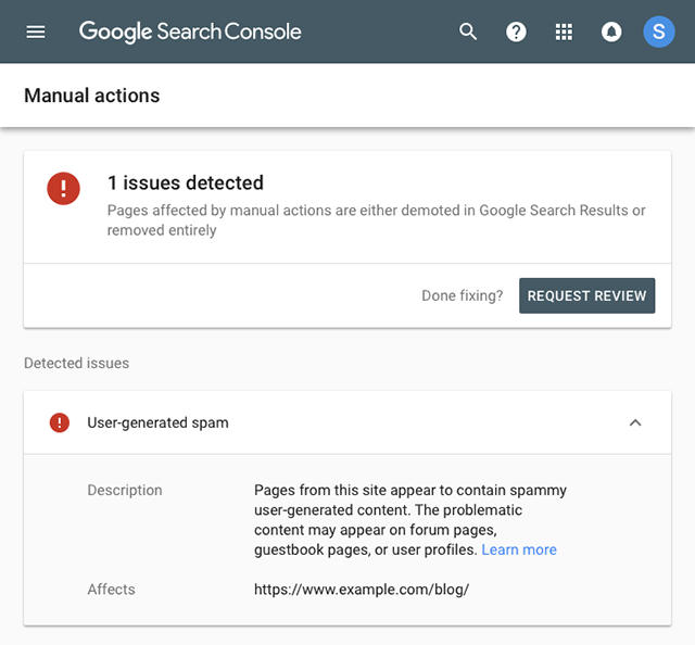 How to Avoid Google Penalties